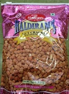 Haldiram's Nut Cracker, Spicy Coated Fried Peanuts - 35.30oz, 1kg