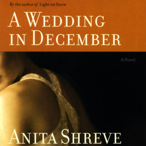 A Wedding in December audiobook cover art