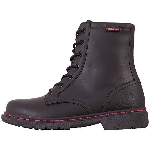 Kappa Damskie buty sportowe Deenish, czarny - 1122 Black Pink - 37 eu