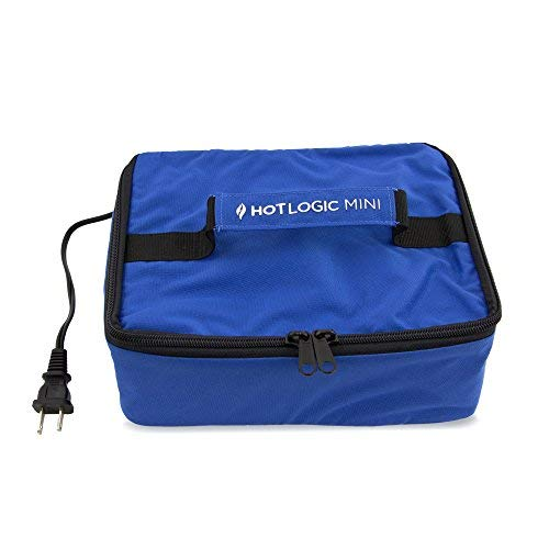 HotLogic Mini Personal Portable Oven, Blue