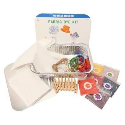 Kid Made Modern Fabric Dye Kit