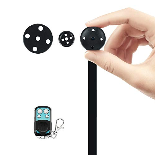 TOUGHSTY 16GB 1920x1080P HD Hidden Camera Button Mini DV...
