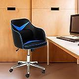 Cerlingwee Silla, Silla de Juego de Muebles para el hogar, para Oficina, hogar de Trabajadores