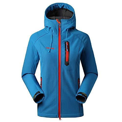 Softshell Jacket Vrouwen Waterdichte Jassen Regenjas Outdoor Wandelen Kleding Vrouwelijke Winddichte Zachte Shell Fleece