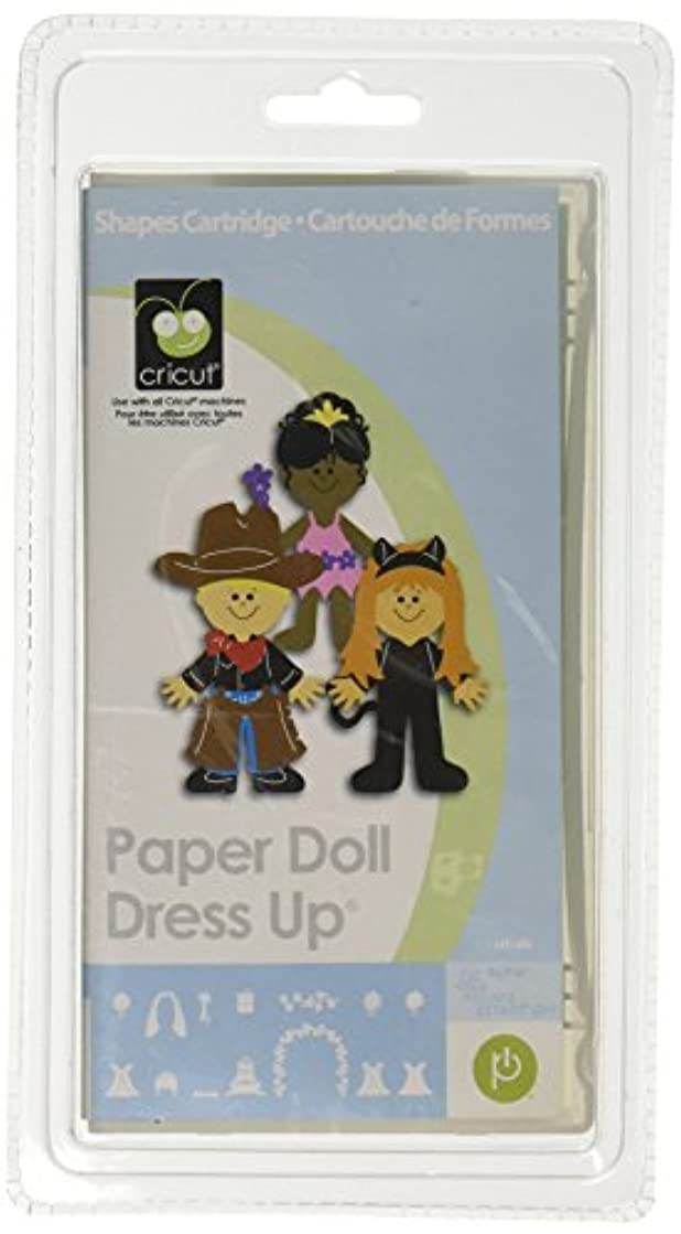 Cricut Cartridge, Paper Doll Dress Up