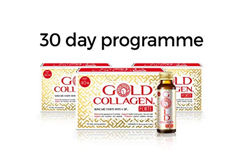 Minerva Gold Collagen Forte for Age 40+ 30 Day Program by Minerva