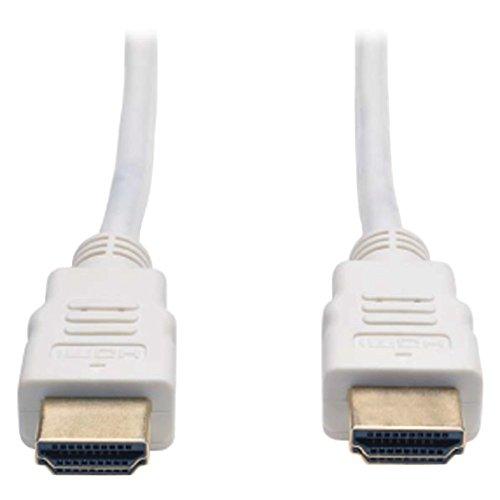 TRIPP LITE P568-003-WH- Cable HDMI de alta velocidad Ultra HD (3 pies) Accesorios electrónicos