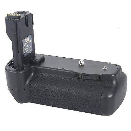 DSTE Multi-Poder Vertical Batería Apretón Titular para Canon EOS 20D 30D 40D 50D DSLR Cámara Fotográfica como BG-E2N