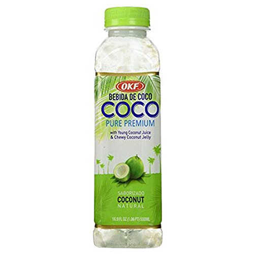 OKF ALOE COCONUT 16.9 OZ (pack of 12 and packing may vary)