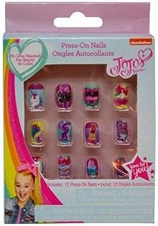JoJo Siwa 12pk Nails in Box