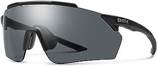 Ruckus 0003/IR 99MM نظارة شمسية مستطيلة / رمادية غير لامعة للرجال والنساء + مجموعة نظارات مجانية