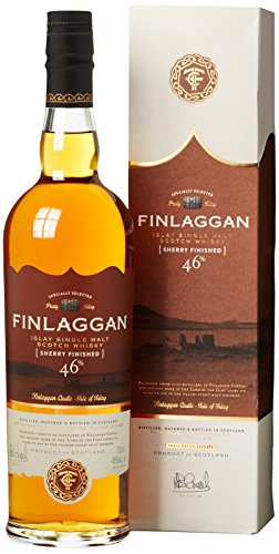 Finlaggan Sherry Finished Small Batch Release mit Geschenkverpackung (1 x 0.7 l)