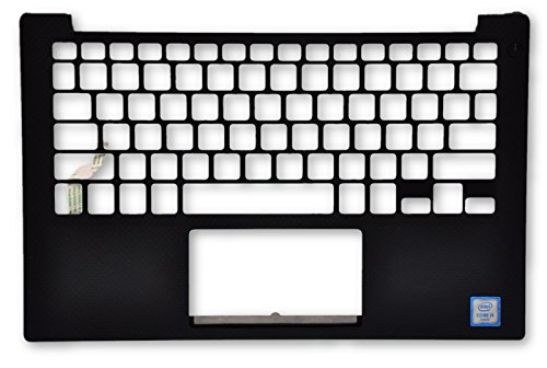 Dell XPS 13 9350, 9360 Laptop-Handballenauflage US-internationales Layout X54FF PHF36, nur für US-internationale Tastaturen geeignet