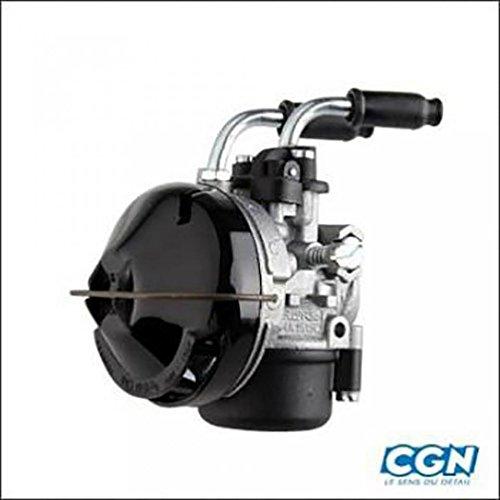 Carburador Dellorto Universal para 50cc de todos a NC 1222Etat Neuf carburador Dellorto SHA 15/15. El diámetro interior al nivel de la emboitement sobre la pipe de admisión est de 19mm.