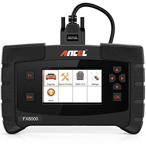 Best Obd2 Scanner: Ancel Fx6000