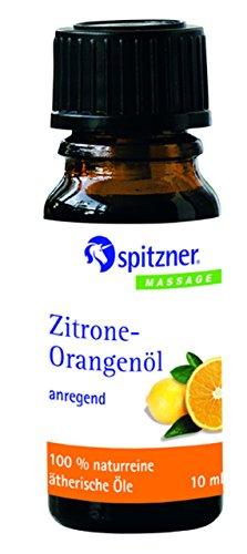 Huile essentielle « Citron-Orange » (10 ml) de Spitzner