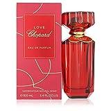 Chopard Love Eau de Parfum en Formato de 100 Ml, Irresistible Fragancia Femenina con Notas Florales, Afrutadas y Amaderadas, Packaging con Un Diseño Romántico y Moderno 100 ml