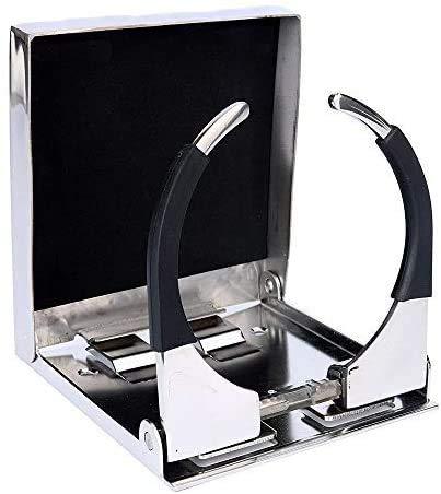 CT-CARID 1 Stück Edelstahl Einstellbare Folding Cup Getränkehalter Ständer Halterung Universal für Marine Boots Auto LKW