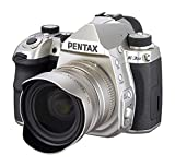 Pentax K-3 Mark III Flagship APS-C Silver Camera Body with Pentax HD 31mmF1.8 Limited Silver Limited Lens Wide-Angle Prime Lens