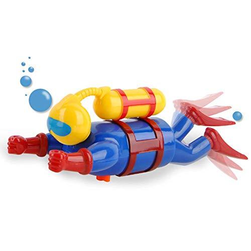 Giocattolo subacqueo durevole della figura del bagno di nuoto del giocattolo della vasca da bagno di EUBEISAQI giocattolo subacqueo per i bambini adulti