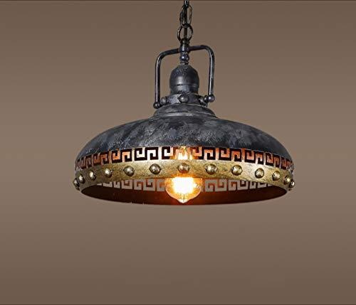 LLDS Lámpara Colgante Moderna E27 Decoración Colgante Arte de hierro, Altura Ajustable, Sky-Garden Motif Design Lámpara De Techo Para Sala De Estar Mesa De Comedor Con Clip