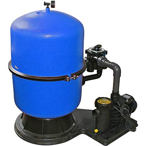 Waterman SF 500, Sandfilteranlage mit geteiltem Kessel, 500 mm