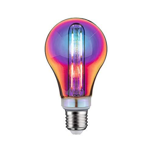 Paulmann 28771 LED Lampe Fantastic Colors AGL Allgebrauchslampe 5 Watt dimmbar Leuchtmittel Dichroic effizientes Licht Warmweiß 2700 K E27