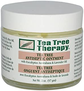 Tea Tree Therapy Tea Tree Oil Ointment, 2 oz (2 pack)