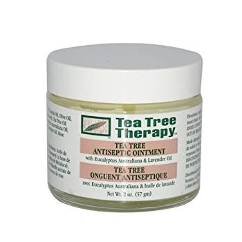 Tea Tree Therapy Tea Tree Oil Ointment 2 oz  2 pack