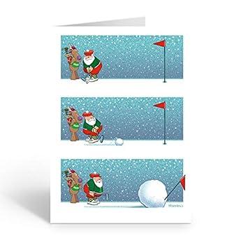 Best golf christmas cards Reviews