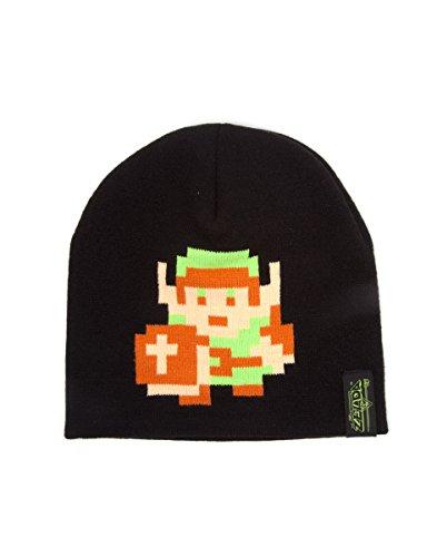 Zelda - Muts - 8-Bit Link Pixel - Beanie