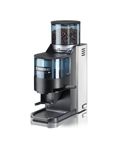 Rancilio HSD-ROC-SS Rocky Espresso Coffee Grinder with Doser Chamber