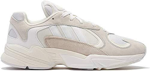 adidas Yung-1, Zapatillas de Deporte para Niños, Blanco (Blanub/Blanub/Ftwbla 0), 37 1/3 EU