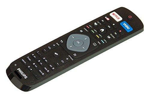 GenuineOEMPhilips OEM Philips Remote Control Originally Shipped with 49PFL7900, 50PFL4901, 50PFL4901/F7, 55PFL4901, 55PFL4901/F7