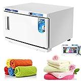 Sterilizzatore di asciugamano UV Scalda Asciugamani 2in 1asciugamani Cabinet di sterilizzazione...