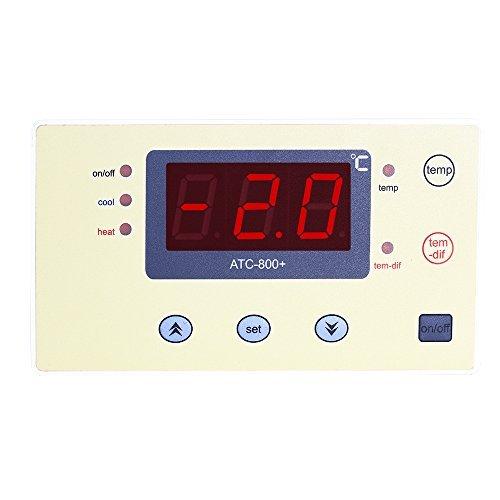 ATC-800+ dual temperature thermostat + Digital Auto Aquarium Temperature Control✩Garantia de 12 meses✩