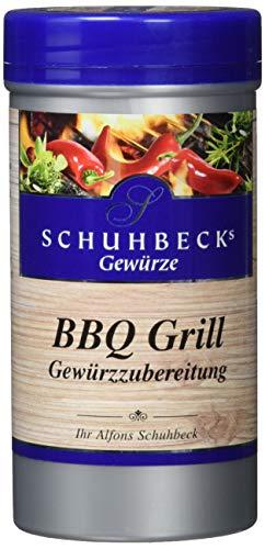 Schuhbeck BBQ & Grill Gewürz, 3er Pack (3 x 115 g)