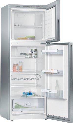 Siemens KD29VVL30 iQ300 Kühlgefrierkombination / A++ / Kühlen: 194 L / Gefrieren: 70 L / LED-Licht / safetyGlas