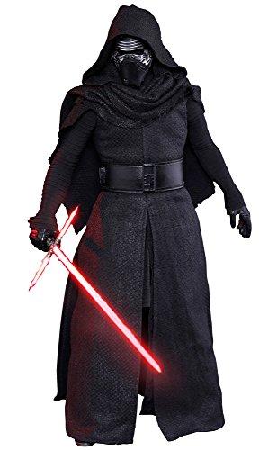 Hot Toys Figurine de Kylo Ren de Star Wars Le Réveil de la Force Échelle 1/6