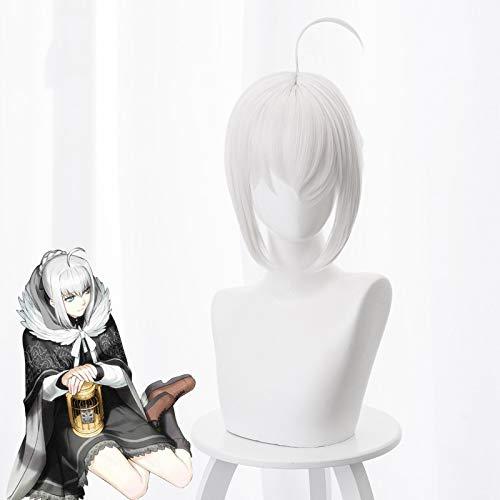 FGO Lord El-Melloi II-sei No Jikenbo Grey Cosplay Peluca Fate Grand Order Grey El-melloi Archisorte Gurei Anime Pelucas Perucas KUZZ235DD