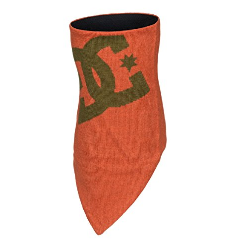 DC Shoes Yad - Tube Scarf - Écharpe Tube - Homme - One Size - Orange