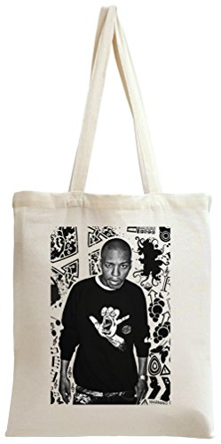 Lupe Fiasco Japanese Cartoon Tote Bag