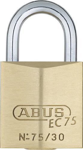 Why Choose Abus Keyed Padlock, Different, 1-1/4W, Model:75/30 KD B