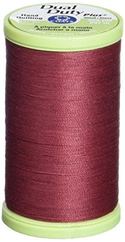 Coats Double Duty Plus Quilting Main Thread 325 Verges-Vinette Rouge