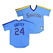 100% polyester vivid knit - Machine washable Made with moisture-wicking Cool Base material Full back official font player name and number printed tackle twill decoration Official silhouetted MLB batter patch centered on back neck Officially Licensed