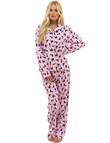 CityComfort Ladies Comfy Pijamas Mujeres Soft Fleece