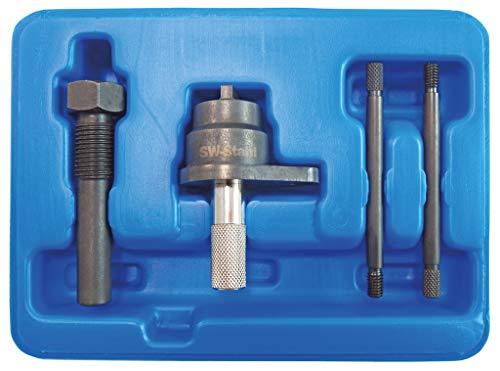 SW-Stahl 26137L Einstellwerkzeugsatz I Audi I Skoda I VW I Seat I Für 1.2 TSI und TFSI Motoren