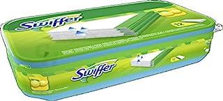 Swiffer våta fuktiga våtservetter golvtorkdukar påfyllning förpackning med 12