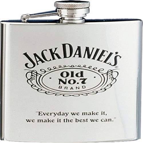 Jack Daniels Flachmann, Schwarz