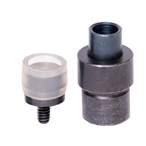 GETMORE Parts Werkzeug Jeansknopf, Jeansknopfwerkzeug, Presswerkzeug für Ösenpresse, Druckknopfwerkzeug für geschlossene Jeansknöpfe - 14 mm